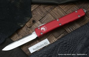 Нож Microtech Ultratech S/E Red Satin Standard 121-4 RD