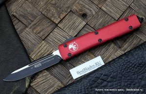 Нож Microtech Ultratech S/E Red Standard 121-1 RD
